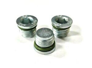 M14 Sump Plug O Ring Sealing Bolt Blanking Plug Rubber Washer Seal Pack x 20pcs