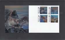 Gibraltar 2017 Bats First Day Cover FDC