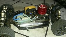 RADIO CONTROL HPI  D8S 4wd 8th scale nitro RC buggy