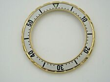 TAG Heuer Bezel for 2000 midsize steel and gold WE1221 974.013. Parts