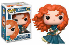 Funko Pop Disney Princess Brave Merida #324 Vinyl Figure NIB