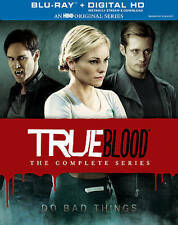 True Blood: The Complete Series (Blu-ray Disc, 2014, 33-Disc Set, Includes...