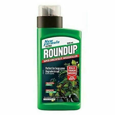 ROUNDUP ULTRA SUPER CONCENTRATE GARDEN WEED KILLER 500 ml WEEDKILLER