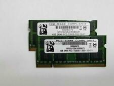 For Micron 8GB 2x 4GB PC2-5300 DDR2 667Mhz 200 Pin Laptop Memory SO-DIMM RAM