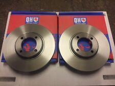 Front Brake Discs Fits Ford Cortina MK3 MK4 MK5 1970-1982....Pair...QH