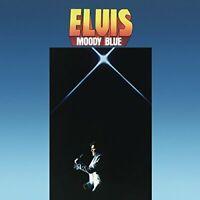 Presley Elvis - Moody Blue (40th Anniversary Clear Blue Vinyl)