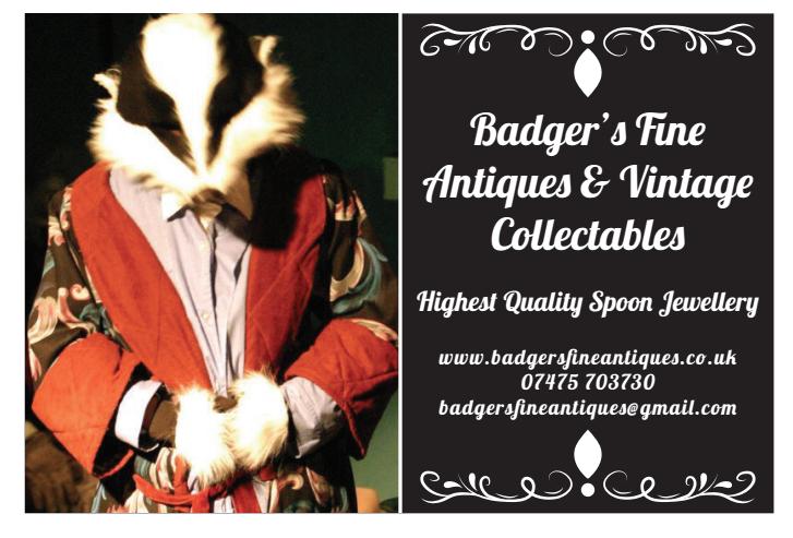 Badgers Fine Antiques