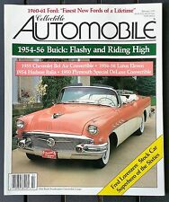 Collectible Automobile Magazine February 1993 - 1955 Chevrolet Bel Air - Lotus