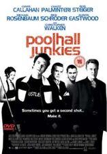 Poolhall Junkies Christopher Walken New DVD Reg 2