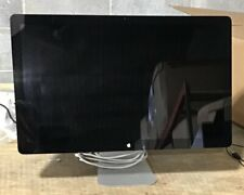 "Apple 27"" Thunderbolt Monitor A1407 LCD Widescreen 2560 X 1440 Display B GRADE"