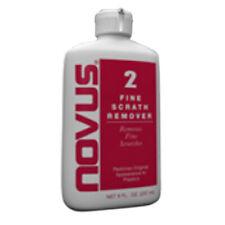 Novus Plastic Polish #2 - 8 Ounces Pn 7030