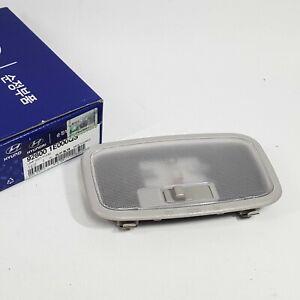 Genuine Oem 928001E000QS Room Lamp Light Gray For Hyundai Accent Verna 2006-2010