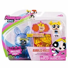 The Powerpuff Girls Aura Power Pod with 2 Inch Bubbles Figure NEW!