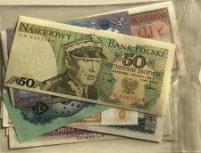 Lot vonSammelbanknoten verschiedenster Länder, druckfrisch