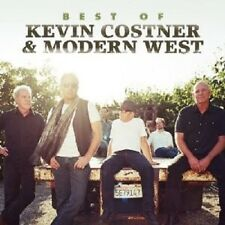 KEVIN COSTNER & MODERN WEST - BEST OF  CD  17 TRACKS CLASSIC ROCK & POP  NEW+