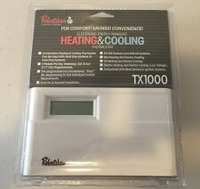 Brand New Programmable Digital TX1000 Heating and Cooling Thermostat