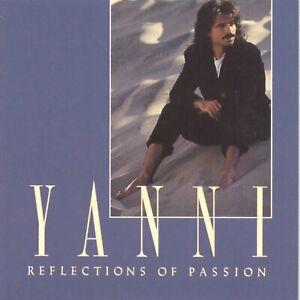 CD Yiannis Chryssomallis YANNI Reflections Of Passion 1990 Columbia Record Club