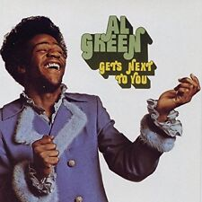 Al Green - Gets Next To You [CD]