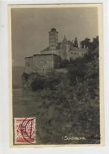 AK Schönbühel an der Donau, Schloß, Foto-AK 1926