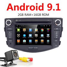 for Toyota RAV4 2006 2007 2008 2009 2010 2012 Head Unit Car GPS Stereo Radio CAM