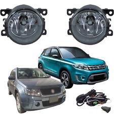 Bumper Driving Fog Lights kit Lamp Fit For 2006 ~ 2012 Suzuki Grand Vitara /1Set