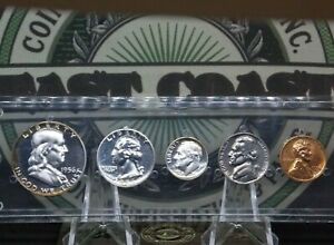 1956 United States Mint Proof Set (5 Coin) East Coast Coin & Collectables, Inc.