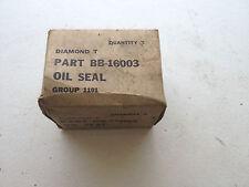 G509 Diamond T Model 968 969 970 972 Front Axle Oil Seals