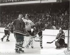 PAT STAPLETON Chicago Blackhawks Photo in action (c) #3