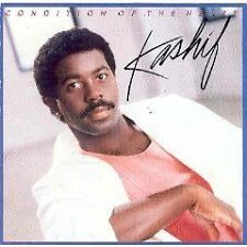 KASHIF Condition of the Heart CD WHITNEY HOUSTON Writer OUT OF PRINT