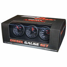 MaxTow 52mm Diesel Gauge Set- Boost, Pyrometer & Trans Temp Gauges MT-DV-DS1