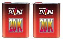 4 Litri Olio Motore Selenia 20K 10W40 Acea A3 API SL/CF FIAT 9.55535-G2