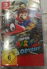 Nintendo Switch - Super Mario: Odyssey mit OVP