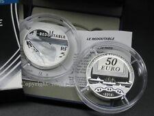 50 La Redoutable Série de navire 5 Pouces PP argent seulement 250 Ex Edition
