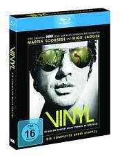 Vinyl Staffel 1 - [Blu-ray]