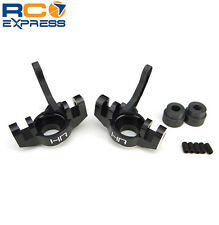 Hot Racing Axial 1/10 Yeti Aluminum Steering Knuckles w/ Carbon Arms AEX21G01