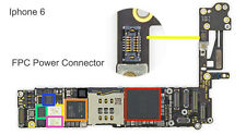 FPC Power Connector/Socket iPhone 6 Repair Service