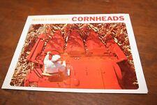 Massey Ferguson MF Cornheads 422 322 222 Combine Brochure 1964!