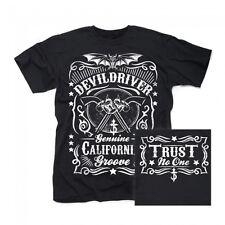 DEVILDRIVER - California Groove - T-Shirt - Größe Size M - Neu