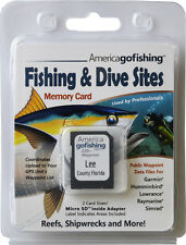 Lee County Fishing & Dive Sites Memory Card
