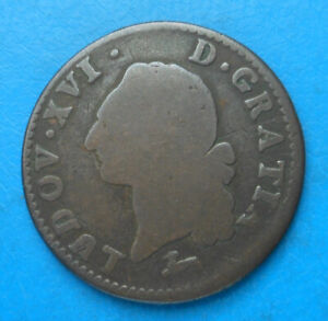 Louis XVI , sol à l'écu 1786 R Orléans