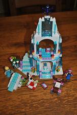 Lego Disney 41062 Le palais de glace d'Elsa - Complet avec notices et boite