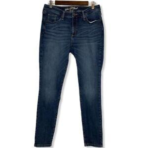 Universal Thread Curvy Skinny Jeans Size 10 Short