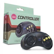 Sega Genesis Controller  (BRAND NEW) (NIB) 6 Button Control Pad Tomee