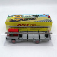 Atlas 1/43 Dinky Toys 885 CAMION SAVIEM S7 PORTE-FER Ring iron Diecast