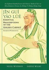 Jin Gui Yao Lue: Essential Prescriptions of the Golden Cabinet, Translation & Co