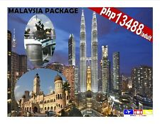 Malaysia Package 3D2N with Airfare and Tour Great Deal!