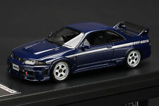 NISMO **400R** Deep Marine Blue  -- HPI #8853  RESIN 1/43