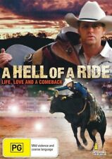 A Hell Of A Ride (DVD, 2011) Brand New.