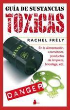 Guia de sustancias toxicas (Spanish Edition)-ExLibrary
