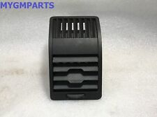 HUMMER H3 DRIVERS SIDE BLACK OUTER A/C HEATER VENT 2006-2010 NEW OEM GM 25816721